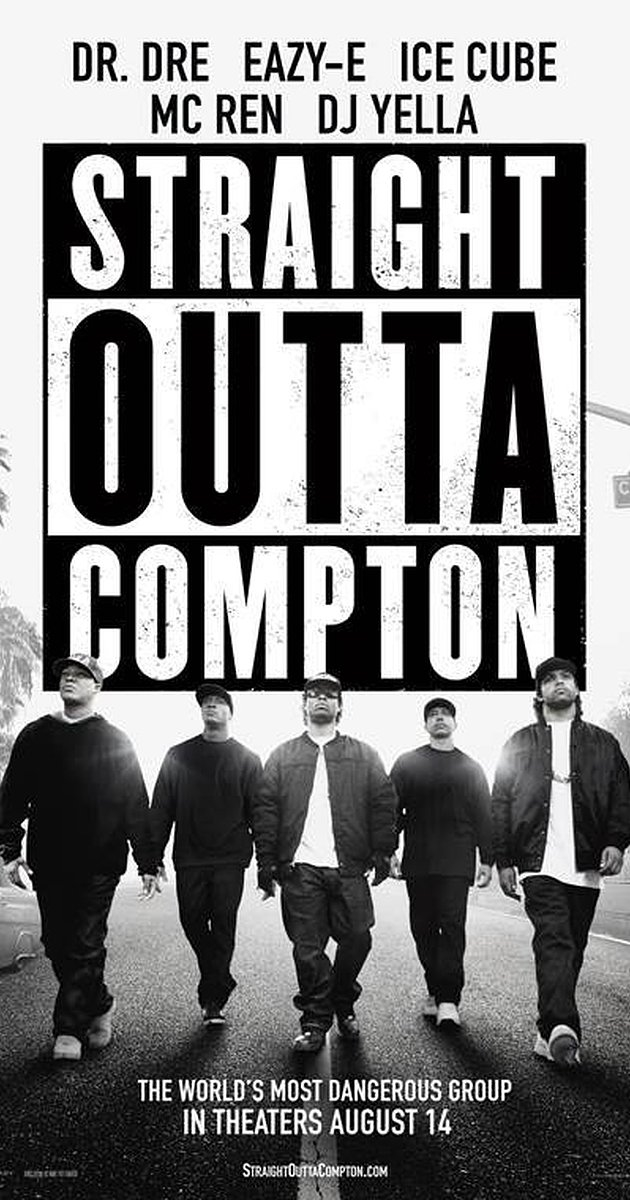 It's Like We Never Left Compton…